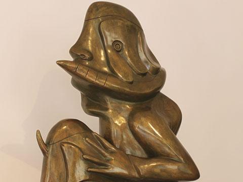 José Luis Cuevas, Obra, Escultora, acervos, Arte Hoy, Galería