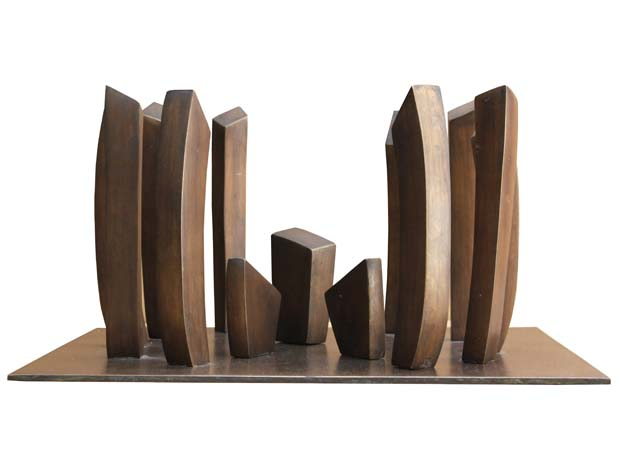 maria lagunes, colaboraciones, escultura, arte hoy, galeria, cdmx