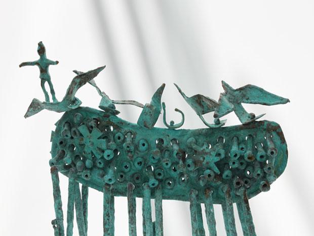 pal kepenyes, colaboraciones, escultura, arte hoy, galeria, cdmx