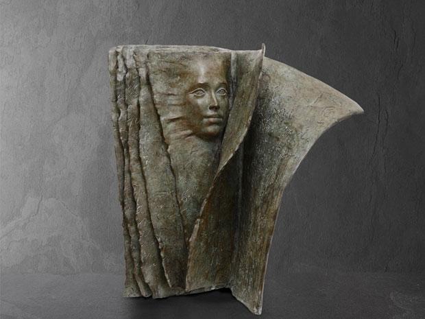 Paola Grizi, colaboraciones, escultura, arte hoy, galeria, cdmx