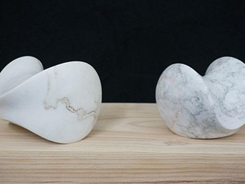 Ryuichi Yahagi, Obra, Señal Pétalo, dos piezas, Arte Hoy, Galería