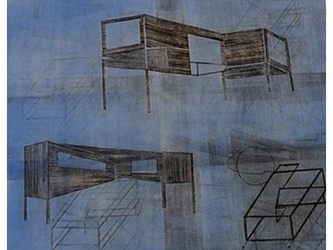 Emilio Said, Obra, Blueprint, Arte Hoy, Galería