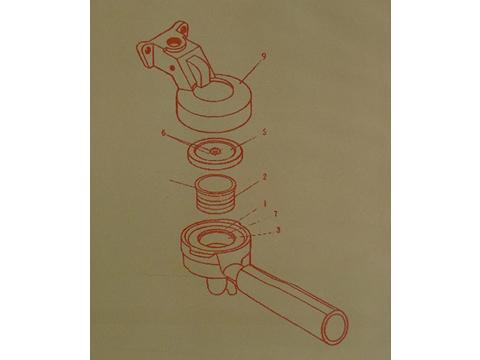 Emilio Said, Obra, Instrumento, cocina, Arte Hoy, Galería