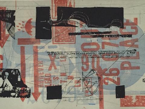 Emilio Said, Obra, Sin titulo III, Arte Hoy, Galería
