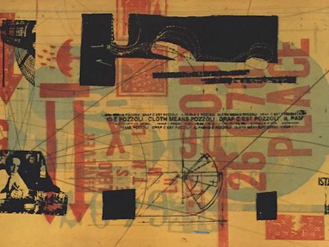 Emilio Said, Obra, Sin titulo IV, Arte Hoy, Galería