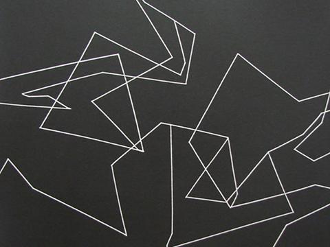 Ernesto Alva, Obra, Fracción 4, Arte Hoy, Galería