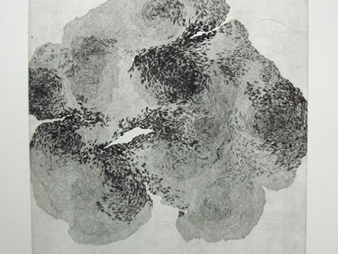 Ernesto Alva, Obra, Médula I, Arte Hoy, Galería