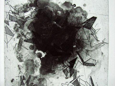 Ernesto Alva, Obra, S/T, Arte Hoy, Galería