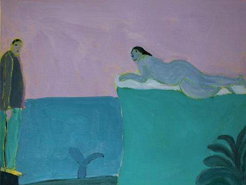 Joy Laville, Obra, Jorge, mujer, Arte Hoy, Galería