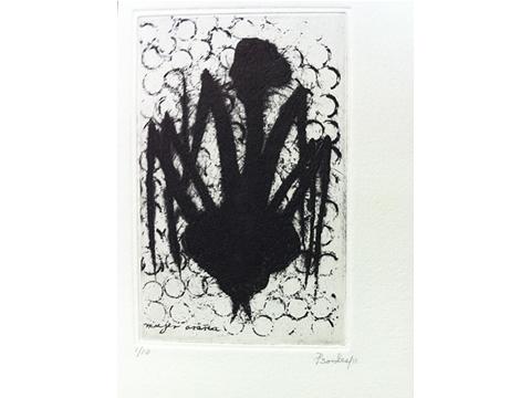 Pilar Bordes, Obra, Mujer, araña, Arte Hoy, Galería