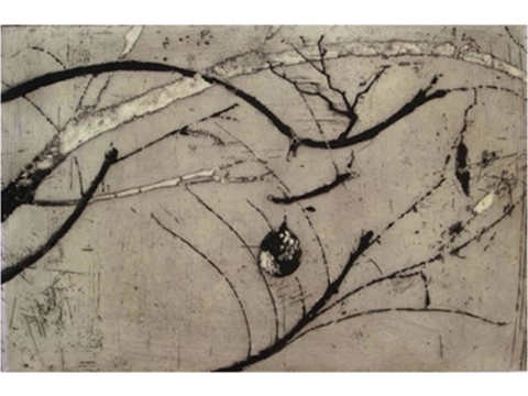 Renata Gerlero, Obra, Buganvilia, Arte Hoy, Galería