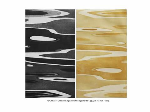 Renata Gerlero, Obra, Dunes, Arte Hoy, Galería