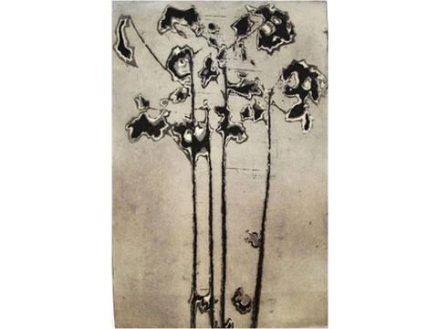 Renata Gerlero, Obra, Hojas Rotas, Arte Hoy, Galería