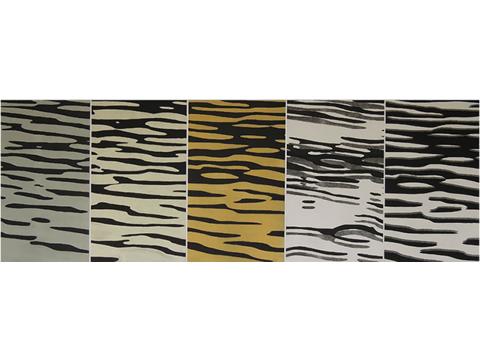 Renata Gerlero, Obra, Liquid Letters, Arte Hoy, Galería