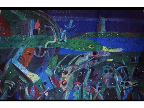 Roger von Gunten, Obra, Bebek II, Arte Hoy, Galería
