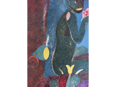 Roger von Gunten, Obra, Buda grande, Arte Hoy, Galería