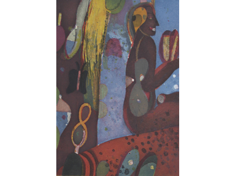 Roger von Gunten, Obra, Buda sentado, Arte Hoy, Galería
