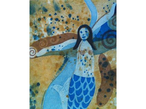 Roger von Gunten, Obra, sirenas, Arte Hoy, Galería