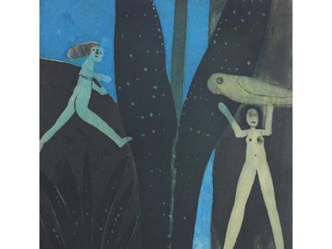 Roger von Gunten, Obra, desnudos, perico, Arte Hoy, Galería
