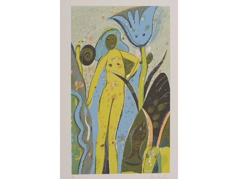 Roger von Gunten, Obra, Primavera, Arte Hoy, Galería