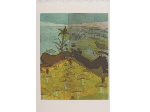 Roger von Gunten, Obra, Unión, Arte Hoy, Galería