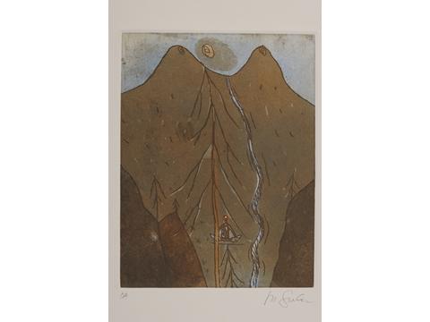 Roger von Gunten, Obra, Valle, río, Arte Hoy, Galería