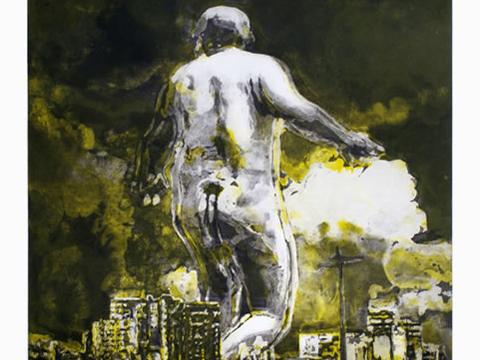 Sergio Ricaño, Obra, Coloso, Arte Hoy, Galería