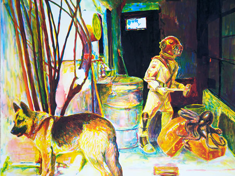 Sergio Ricaño, Obra, Lost, Arte Hoy, Galería