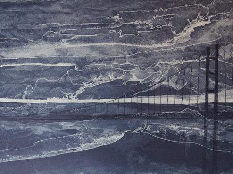 Terumi Moriyama, Obra,Al sur eres casi noche… Atardezco, Arte Hoy, Galería