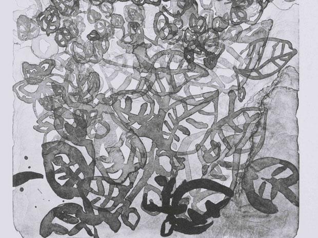 Yuko Sasai, colaboraciones, grabado, arte hoy, galeria, cdmx