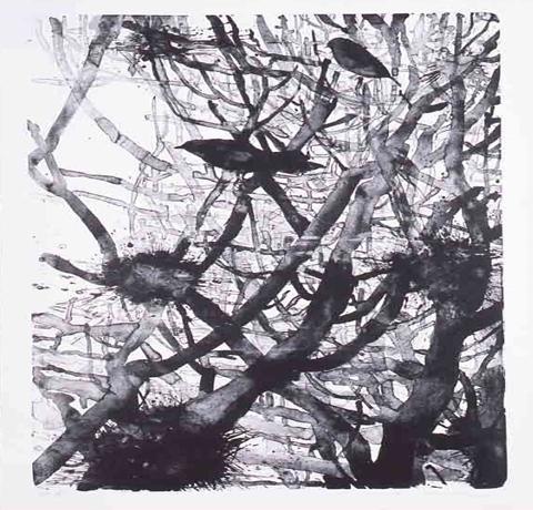 Yuko Sasai, Obra,Sonido del Atardecer III , Arte Hoy, Galería