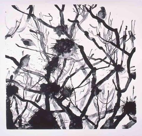Yuko Sasai, Obra,Sonido del Atardecer I , Arte Hoy, Galería