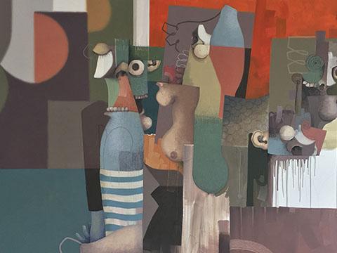 Carlos Blanco Artero, Obra, Afterhours, Arte Hoy, Galería