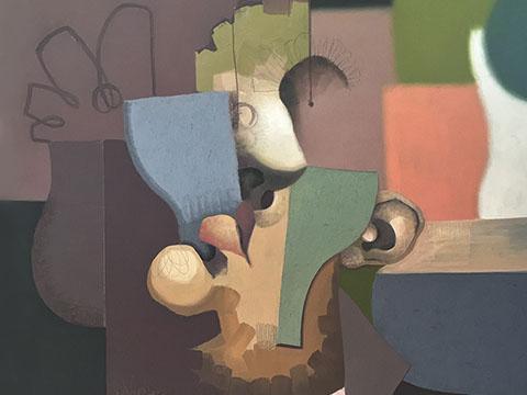 Carlos Blanco Artero, Obra, Cold Soup, Arte Hoy, Galería