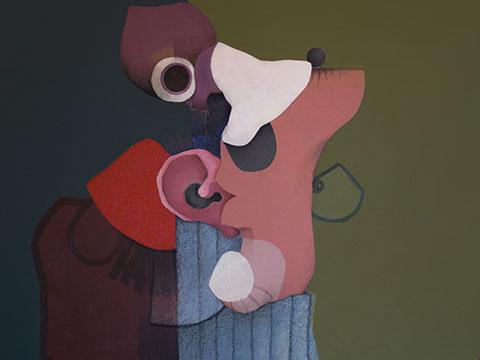 Carlos Blanco Artero, Obra, Drunk German, Arte Hoy, Galería