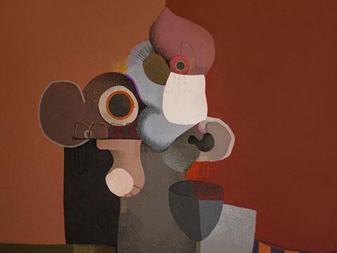 Carlos Blanco Artero, Obra, Gentleman, Arte Hoy, Galería