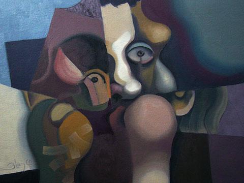 Carlos Blanco Artero, Obra, Head IV, Arte Hoy, Galería