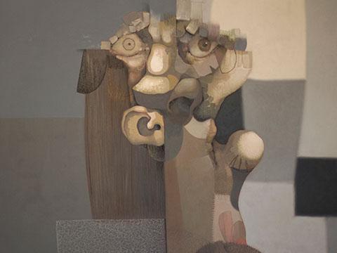 Carlos Blanco Artero, Obra, Mother, Arte Hoy, Galería