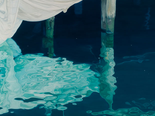 claudia gallegos, colaboraciones, pintura, arte hoy, galeria, cdmx