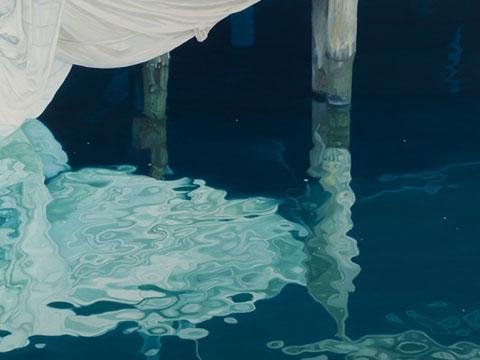 Claudia Gallegos, Obra, Mares, junio, Arte Hoy, Galería