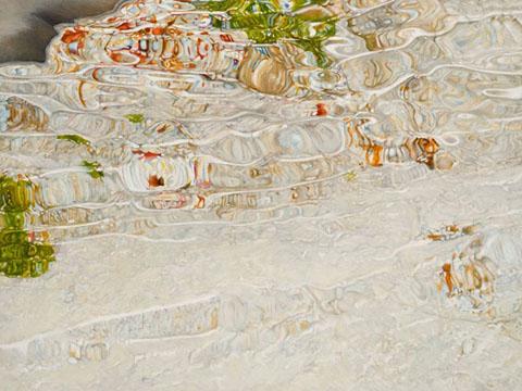 Claudia Gallegos, Obra, Mineral, Arte Hoy, Galería