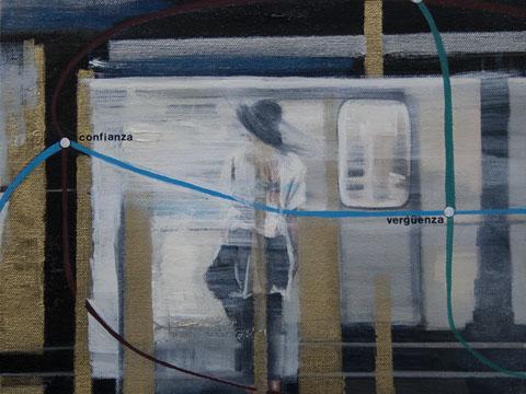 Diana Salazar, Confianza Velada, Arte Hoy, Galería