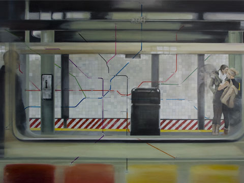 Diana Salazar, Estación Esperanza, Arte Hoy, Galería