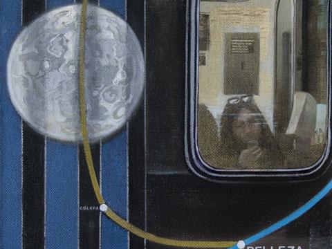 Diana Salazar, Luna, Arte Hoy, Galería