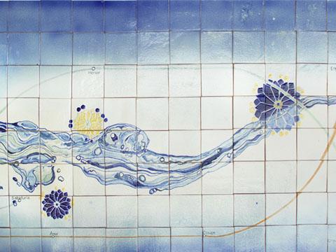 Diana Salazar, Ola crisantemos, Arte Hoy, Galería