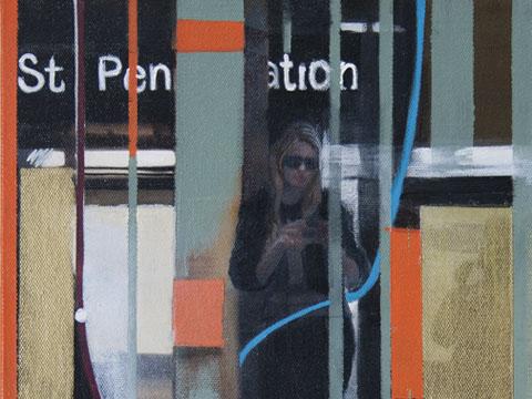Diana Salazar, Penn Station, Arte Hoy, Galería