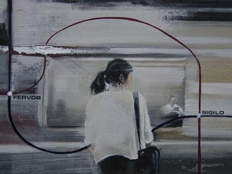 Diana Salazar, Sigilo, Arte Hoy, Galería