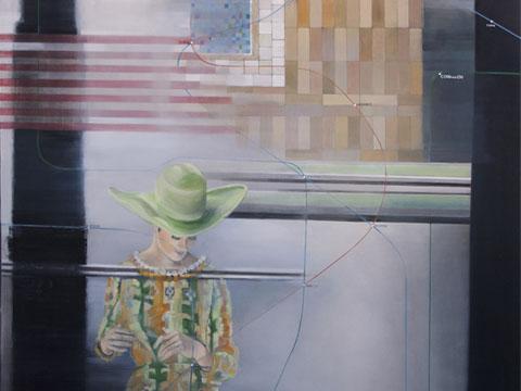 Diana Salazar, Sombrero, Arte Hoy, Galería