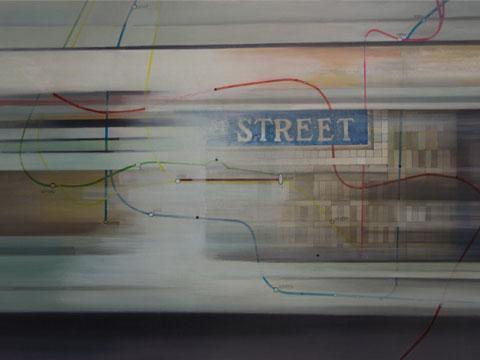 Diana Salazar, Street, Arte Hoy, Galería