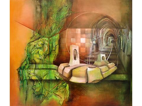 Ignacio Salazar, Obra, Gran, Silencio, Arte Hoy, Galería